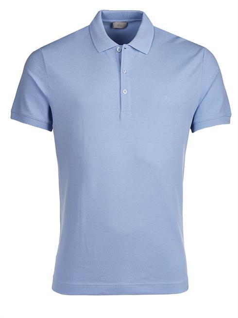 Dior light blue Polo T-Shirt