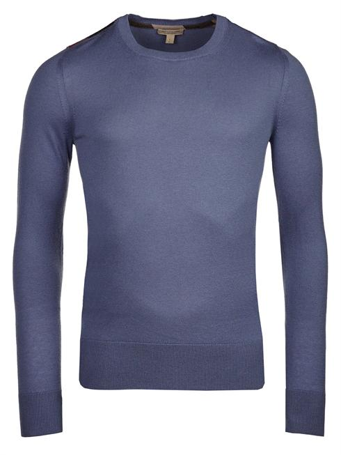 Burberry blue Pullover
