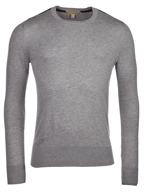 Burberry grey Pullover