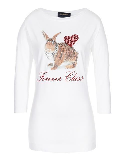 Cavalli Class top at Fashionesta.com
