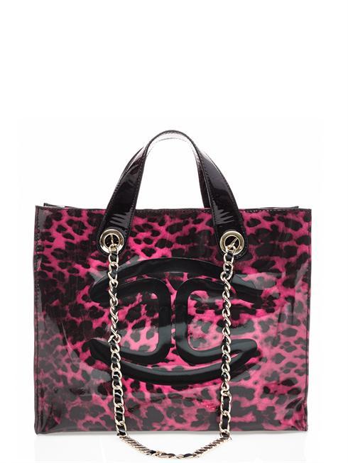 Luxurious Just Cavalli leather handbag