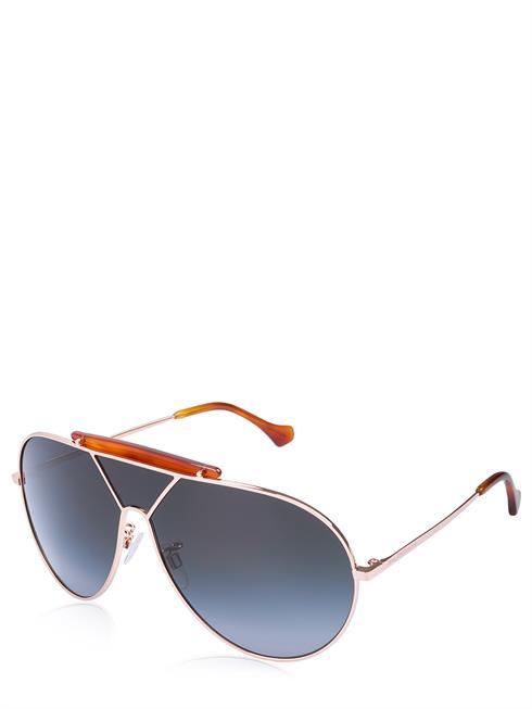 Balenciaga Sonnenbrille - broschei