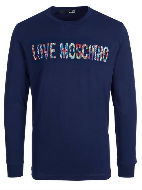 love moschino love moschino longsleeve