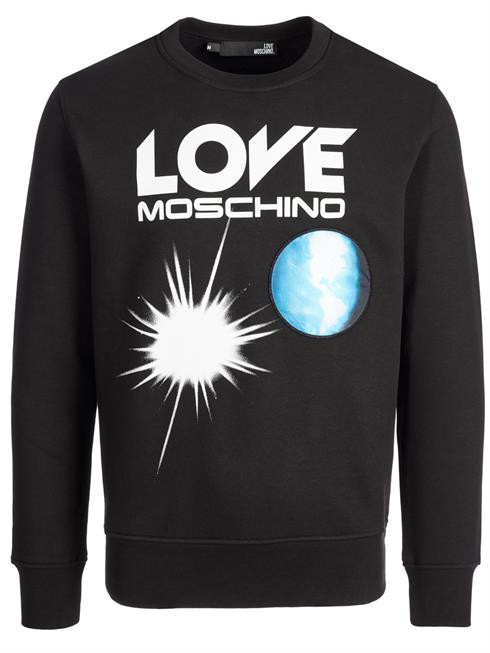 love moschino love moschino pullover