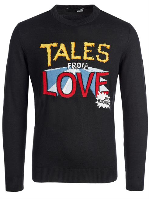 Groß Gaglow Angebote Love Moschino Pullover