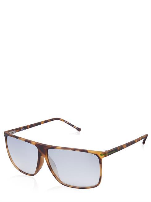 Artikel klicken und genauer betrachten! - Opposit Sonnenbrille. Gläser mit UV-Schutz. Leichtes Kunststoffgestell. Schmale Bügel mit Logo-Verzierung. Modell TM516S02 | im Online Shop kaufen