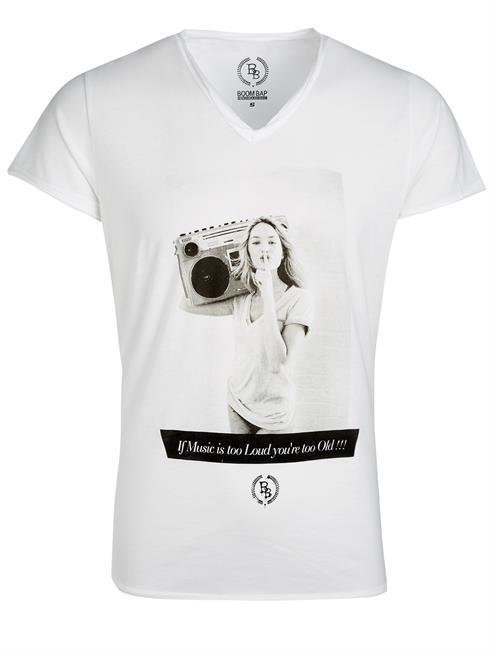 Kiekebusch Angebote Boom Bap T-Shirt