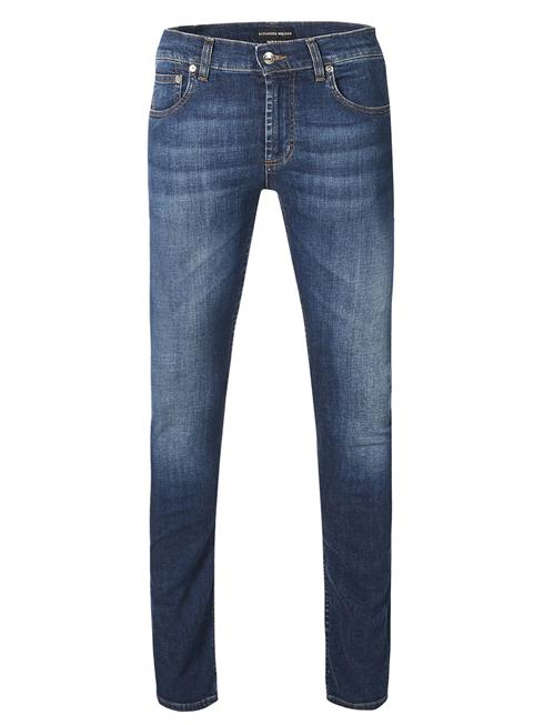 Alexander McQueen Jeans - broschei