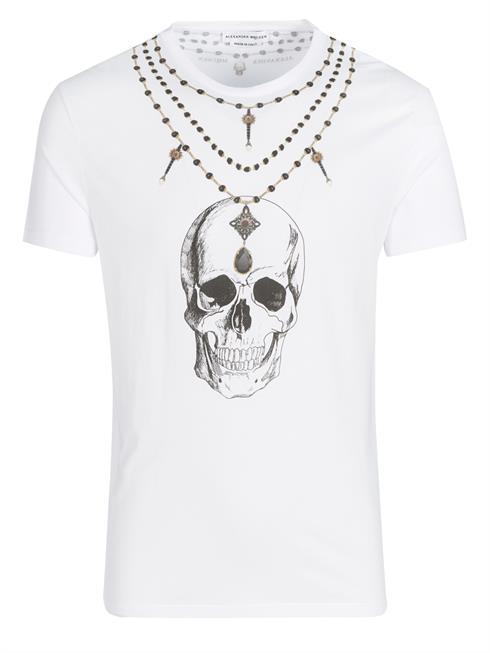 Alexander McQueen T-Shirt - broschei
