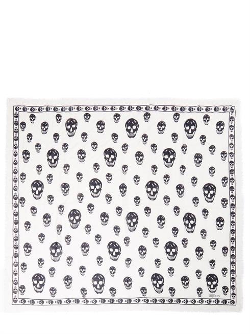 Image of Alexander McQueen kerchief