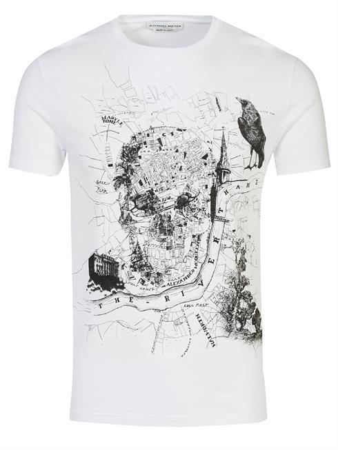 Alexander McQueen T-Shirt jetztbilligerkaufen