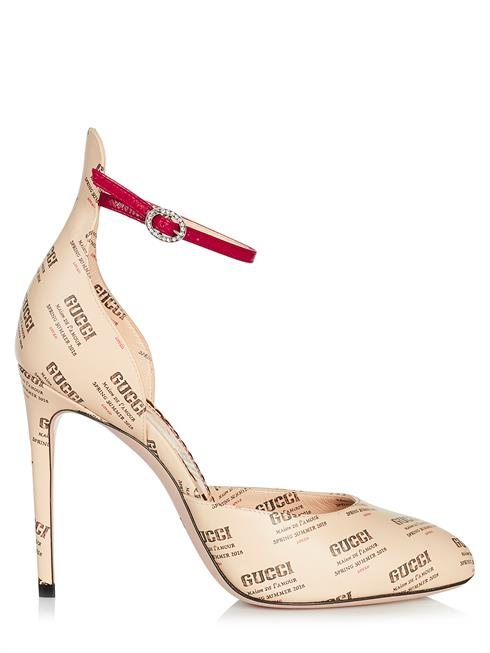 Image of Gucci shoe